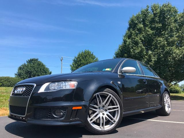 2007 Audi RS 4 QUATTRO in Leesburg Virginia, 20175