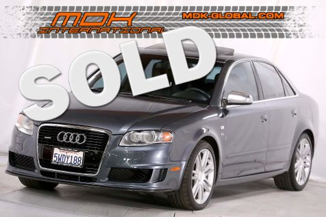 2007 Audi S4 - Nav - Factory DTM styling kit in Los Angeles