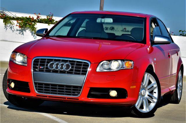 2007 Audi S4 6 SPD MANUAL