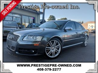 2007 Audi S8 (*NAVI/HEATED SEATS/CARBON TRIM/ADAPT CRUISE/AWD*)  in Campbell CA