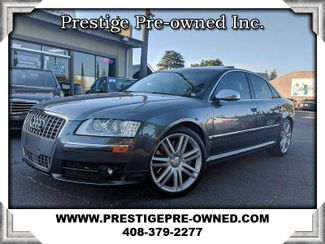 2007 Audi S8 in Campbell CA