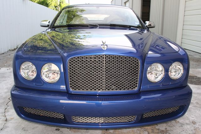 2007 Bentley Azure Convertible Houston, Texas 1