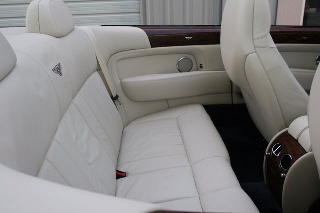 2007 Bentley Azure Convertible Houston, Texas 21