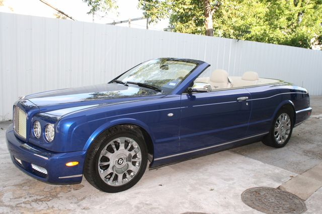 2007 Bentley Azure Convertible Houston, Texas 6