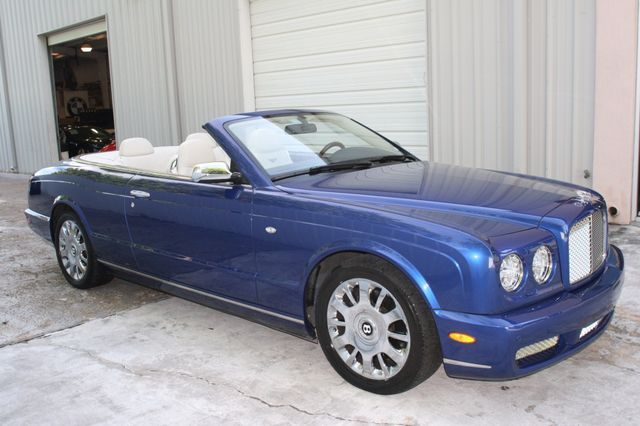 2007 Bentley Azure Convertible Houston, Texas 7