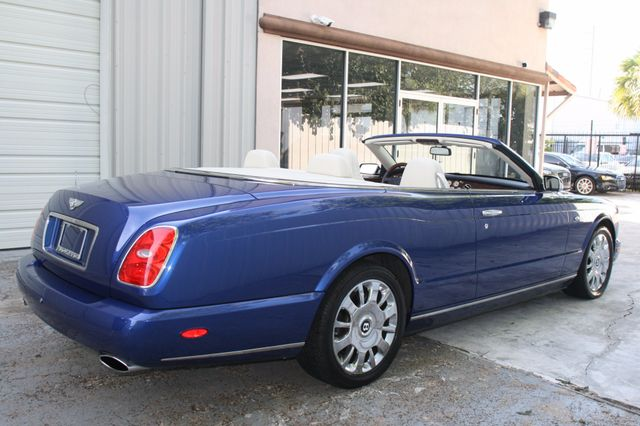 2007 Bentley Azure Convertible Houston, Texas 8