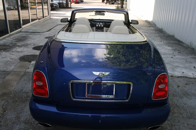 2007 Bentley Azure Convertible Houston, Texas 9