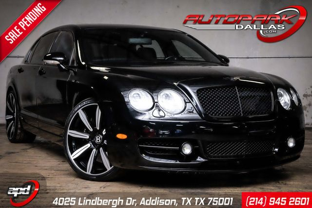 2007 Bentley Continental Flying Spur Mansory Mulliner