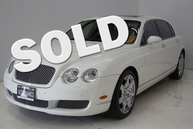 2007 Bentley Continental Flying Spur Houston, Texas