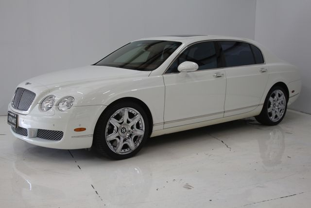 2007 Bentley Continental Flying Spur Houston, Texas 1