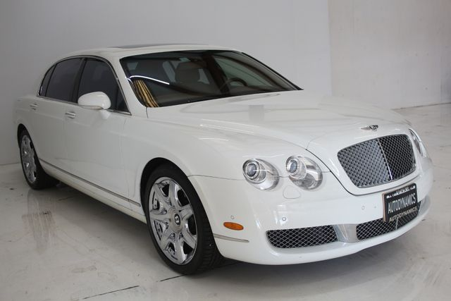 2007 Bentley Continental Flying Spur Houston, Texas 2