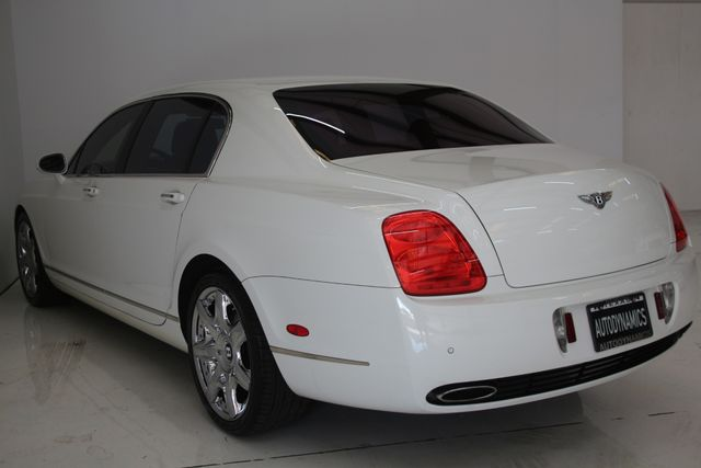 2007 Bentley Continental Flying Spur Houston, Texas 8