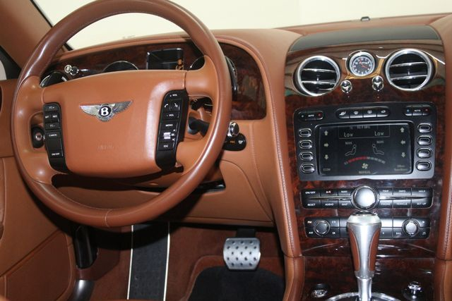 2007 Bentley Continental Flying Spur Houston, Texas 9