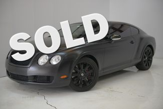 2007 Bentley Continental GT Houston, Texas