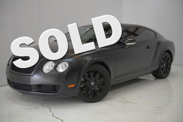 2007 Bentley Continental GT Houston, Texas 0