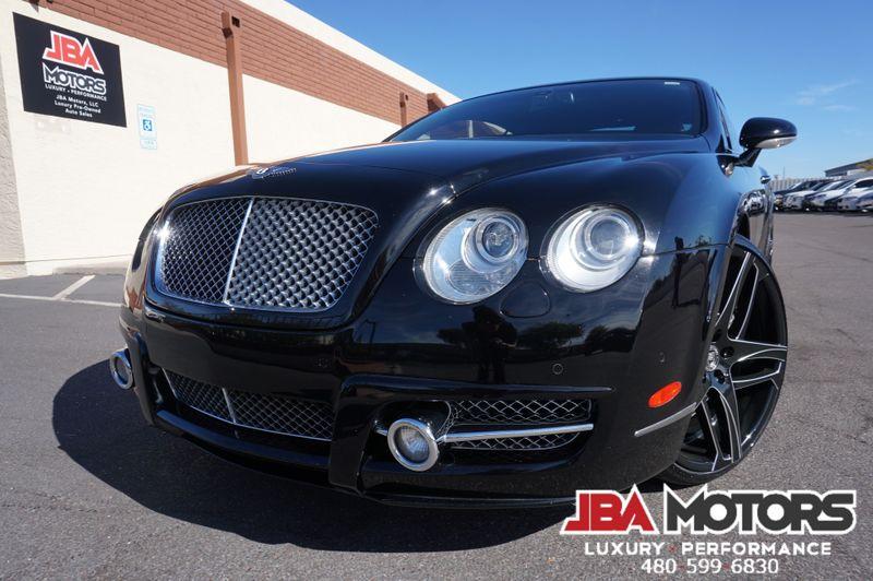 2007 Bentley Continental GT Coupe Mulliner ~ FULL MANSORY PACKAGE BODY KIT   MESA, AZ   JBA MOTORS in MESA AZ