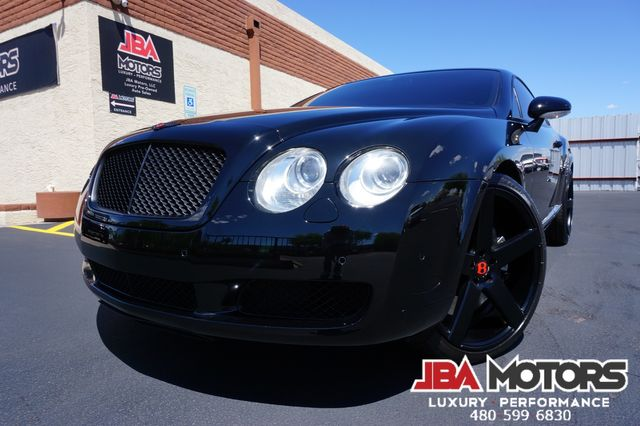 2007 Bentley Continental GT Coupe Mulliner Package
