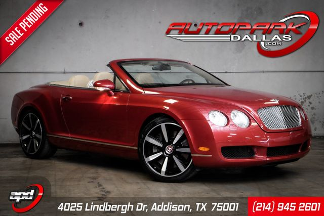 2007 Bentley Continental GTC in Addison, TX 75001