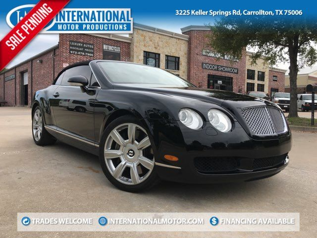 2007 Bentley Continental GTC in Carrollton, TX 75006