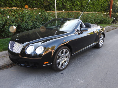 2007 Bentley Continental GTC, Convertible Low Miles, California Car, As New Condition! in , California