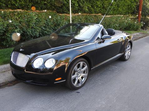 2007 Bentley Continental GTC, Convertible Low Miles, California Car, As New Condition! in , California
