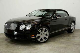 2007 Bentley Continental GTC Houston, Texas