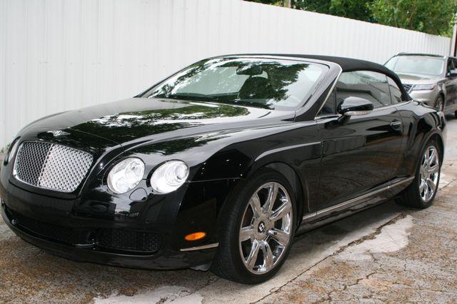 2007 Bentley Continental GTC Houston, Texas 26