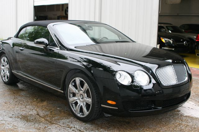 2007 Bentley Continental GTC Houston, Texas 27