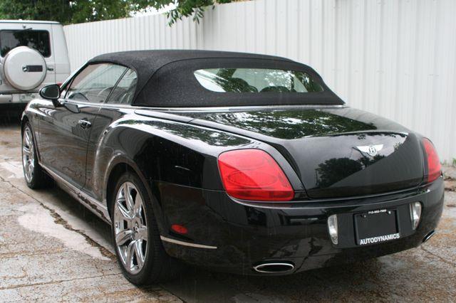 2007 Bentley Continental GTC Houston, Texas 29