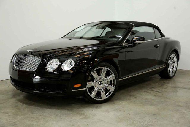 2007 Bentley Continental GTC Houston, Texas 0