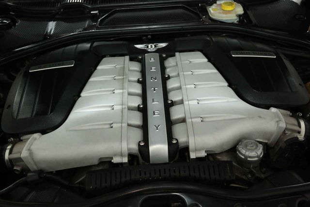 2007 Bentley Continental GTC Houston, Texas 28
