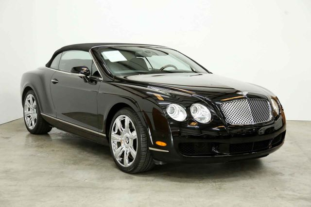 2007 Bentley Continental GTC Houston, Texas 1