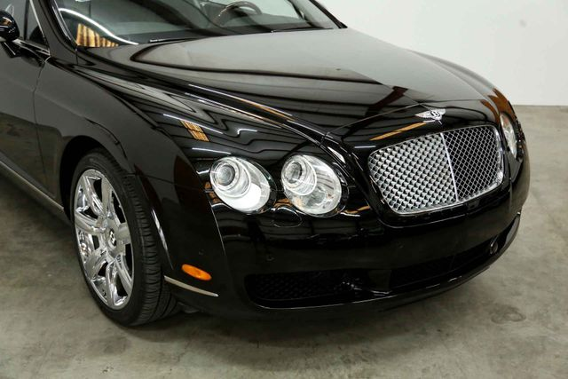 2007 Bentley Continental GTC Houston, Texas 4