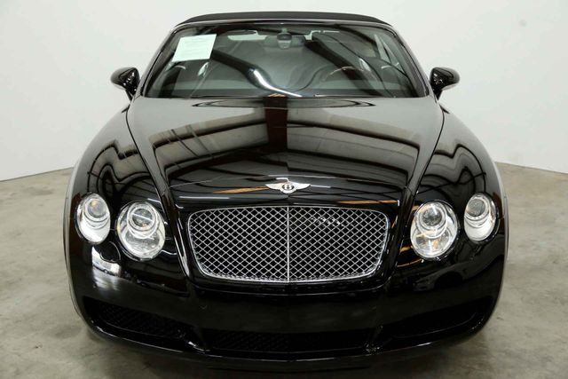 2007 Bentley Continental GTC Houston, Texas 2