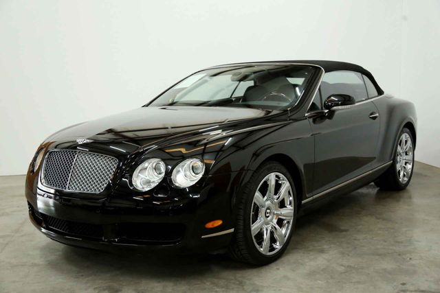 2007 Bentley Continental GTC Houston, Texas 3
