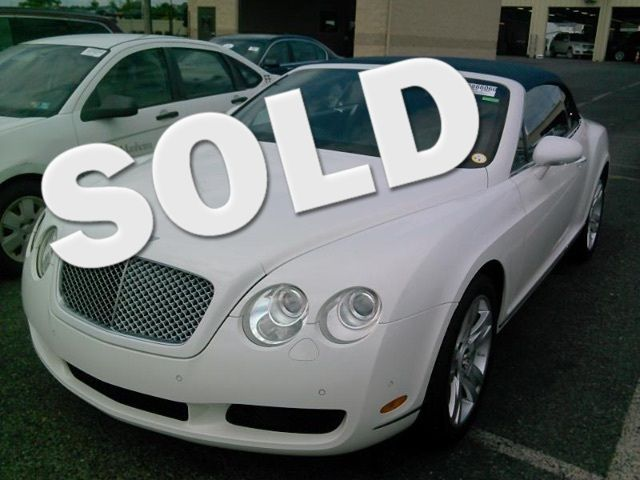 2007 Bentley Continental GTC Convertible LINDON, UT