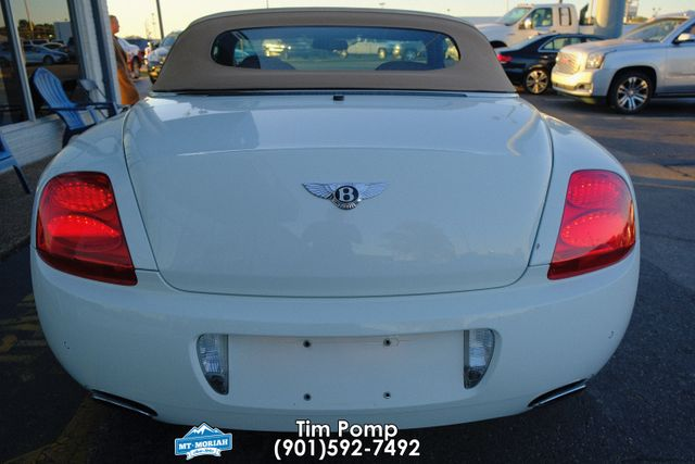 2007 Bentley Continental GTC in Memphis, Tennessee 38115