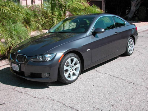 2007 BMW 3 Series 328xi Coupe, All Wheel Drive, Californian in , California