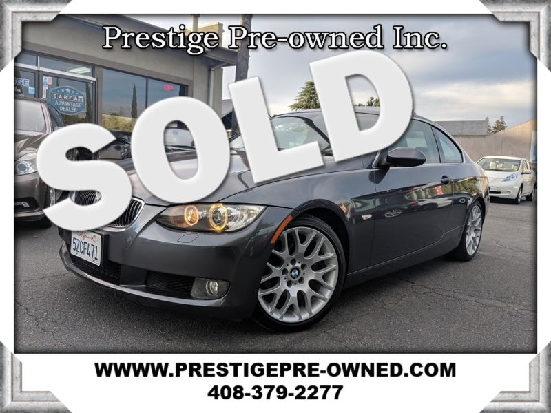 2007 BMW 328i ((**PREMIUM//MOONROOF//SPORT PACKAGE**))  in Campbell CA
