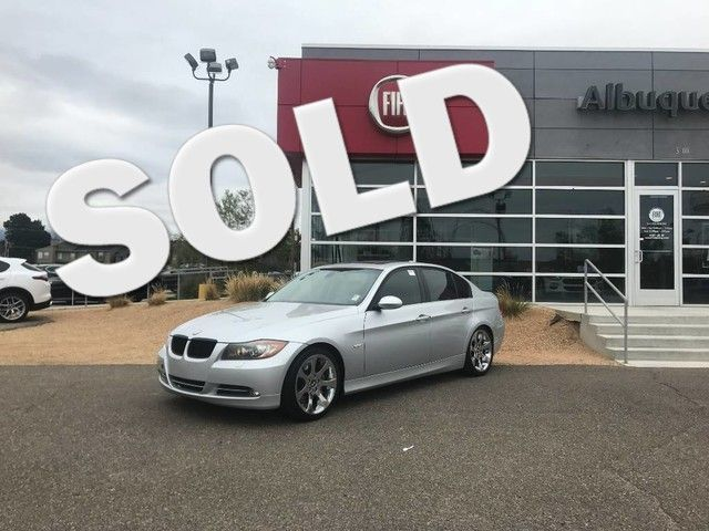 2007 BMW 335i 335i in Albuquerque New Mexico, 87109