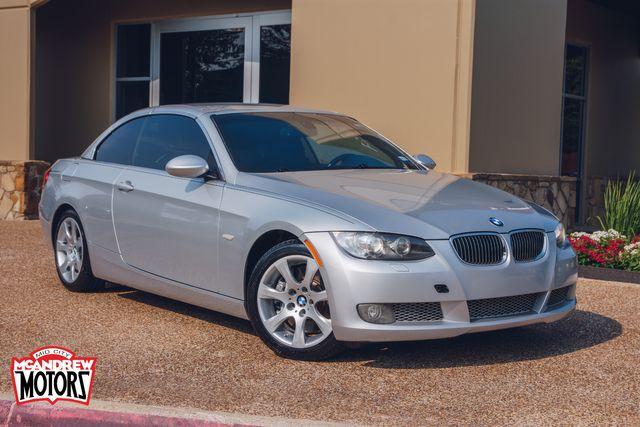 2007 BMW 335i Convertible in Arlington, Texas 76013