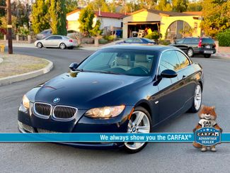 2007 BMW 335i CONVERTIBLE 79K MLS 1-OWNER SERVICE RECORDS in Van Nuys, CA 91406