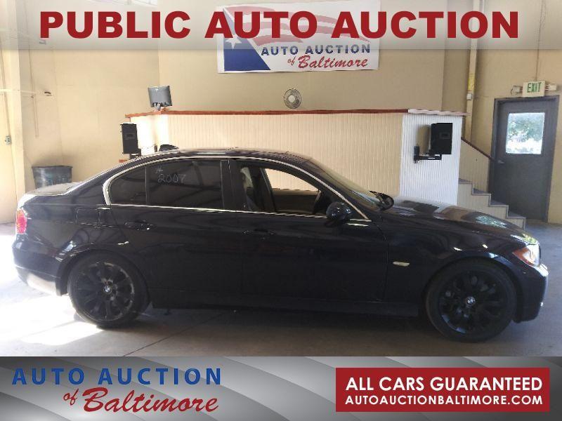 2007 BMW 335i  | JOPPA, MD | Auto Auction of Baltimore  in JOPPA MD