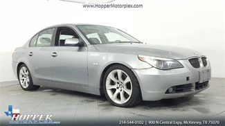 2007 BMW 5 Series 550i in McKinney, Texas 75070