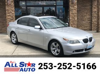 2007 BMW 5 Series 530i in Puyallup Washington, 98371