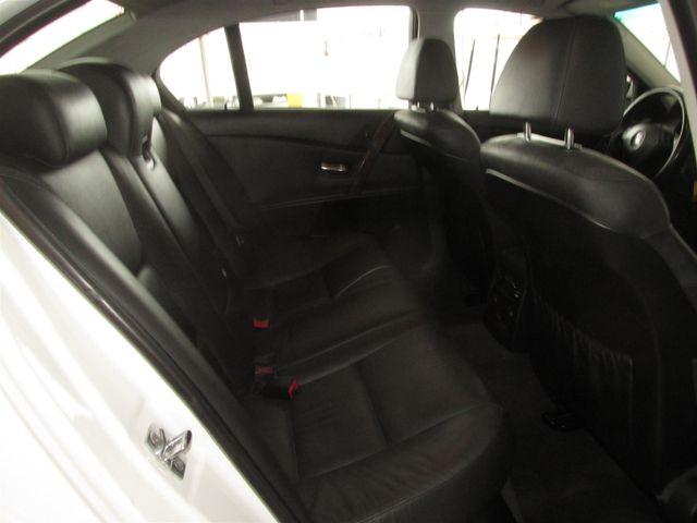 2007 BMW 525i Gardena, California 12