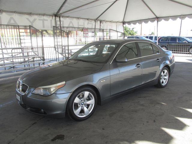 2007 BMW 525i Gardena, California