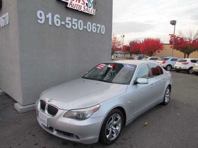 2007 BMW 525i in Sacramento, CA 95825