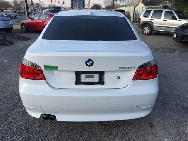 2007 BMW 530i Houston, TX 4