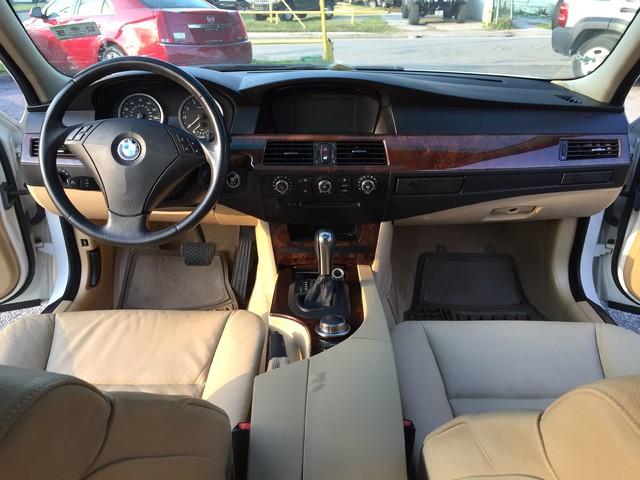 2007 BMW 530i Houston, TX 8